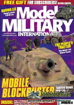 Model Military International Issue 134 (June 2017)