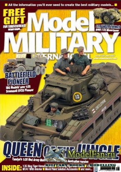 Model Military International Issue 135 (July 2017)