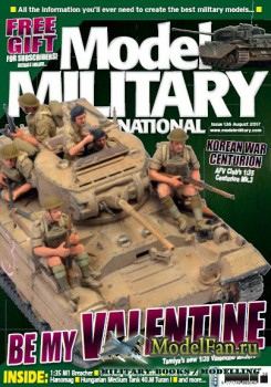 Model Military International Issue 136 (August 2017)