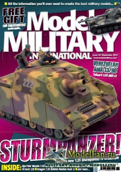 Model Military International Issue 137 (September 2017)