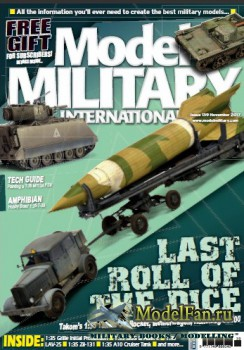 Model Military International Issue 139 (November 2017)