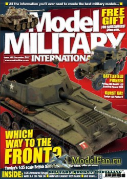 Model Military International Issue 140 (December 2017)