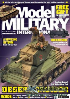 Model Military International Issue 141 (January 2018)