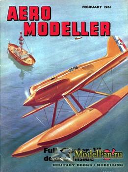Aeromodeller (February 1961)