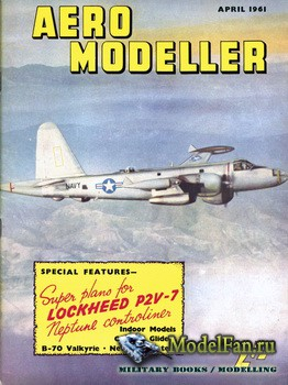 Aeromodeller (April 1961)