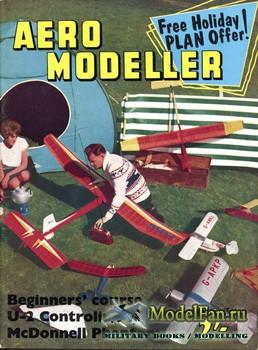 Aeromodeller (August 1961)