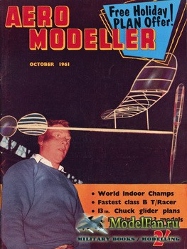 Aeromodeller (October 1961)