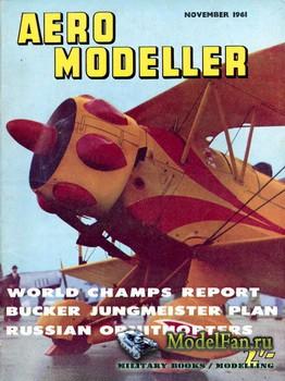 Aeromodeller (November 1961)