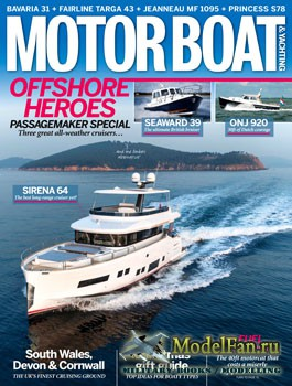 Motor Boat & Yachting (January 2018)
