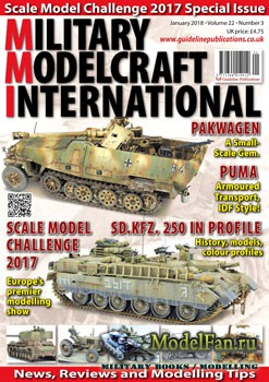 Military Modelcraft International (January 2018) Vol.22 №3