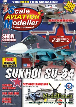 Scale Aviation Modeller International (January 2018) Vol.24 №1