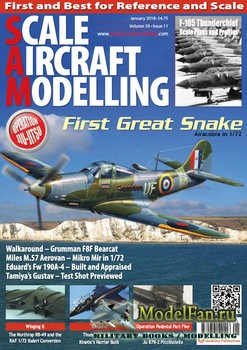 Scale Aircraft Modelling (January 2018) Vol.39 №11