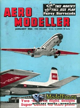 Aeromodeller (January 1962)