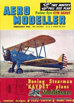 Aeromodeller (February 1962)