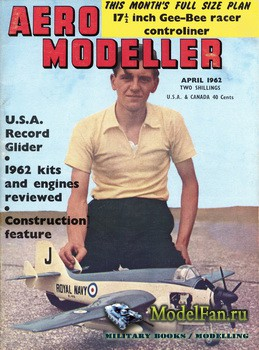 Aeromodeller (April 1962)