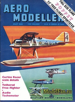 Aeromodeller (May 1962)