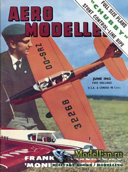 Aeromodeller (June 1962)