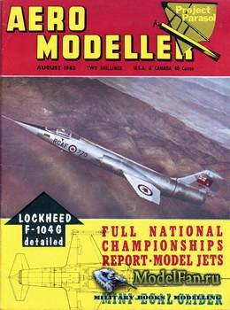 Aeromodeller (August 1962)