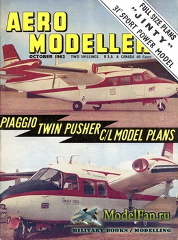 Aeromodeller (October 1962)