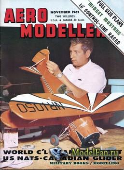 Aeromodeller (November 1962)
