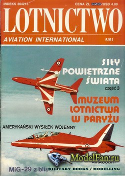 Lotnictwo 5/1991