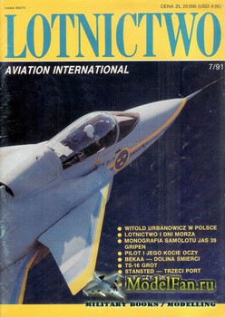 Lotnictwo 7/1991