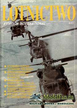 Lotnictwo 8/1991