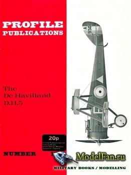 Profile Publications - Aircraft Profile №181 - The De Havilland D.H.5