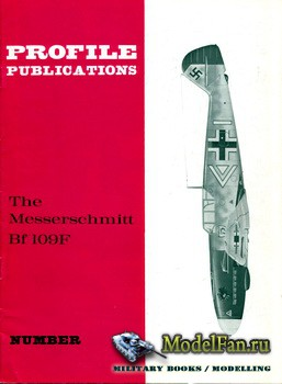 Profile Publications - Aircraft Profile №184 - The Messerchmitt Bf 109F