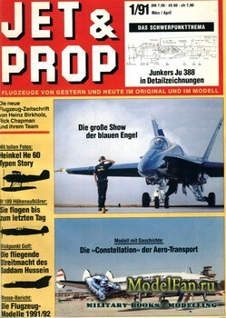 Jet & Prop 1/1991 (March/April)
