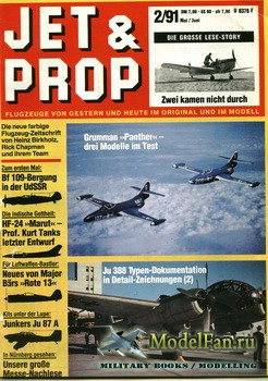 Jet & Prop 2/1991 (May/June)