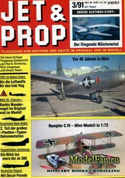Jet & Prop 3/1991 (July/August)