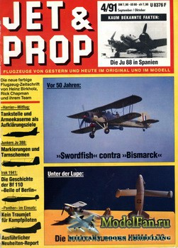 Jet & Prop 4/1991 (September/October)