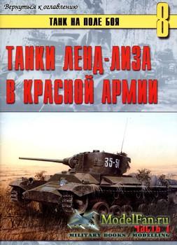 Торнадо - Танк на поле боя №8 - Танки ленд-лиза в Красной армии (Часть 1)