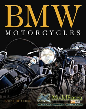 BMW Motorcycles (Doug Mitchel)