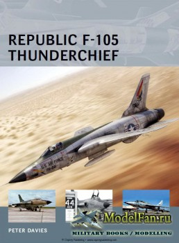 Osprey - Air Vanguard 2 - Republic F-105 Thunderchief