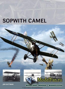 Osprey - Air Vanguard 3 - Sopwith Camel