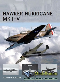 Osprey - Air Vanguard 6 - Hawker Hurricane Mk I-V