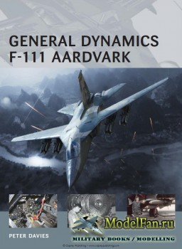 Osprey - Air Vanguard 10 - General Dynamics F-111 Aardvark