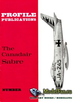 Profile Publications - Aircraft Profile №186 - The Canadair Sabre