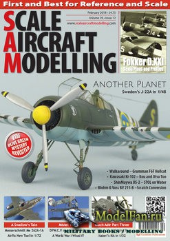 Scale Aircraft Modelling (February 2018) Vol.39 №12