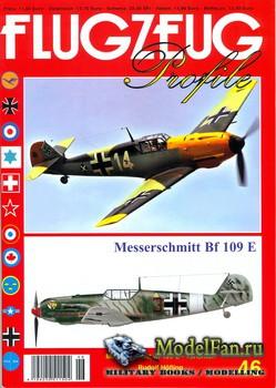 Flugzeug Profile Nr.46 - Messerschmitt Bf 109 E