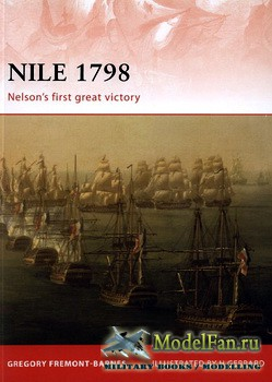 Osprey - Campaign 230 - Nile 1798. Nelson's First Great Victory