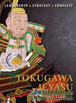 Osprey - Command 24 - Tokugawa Ieyasu
