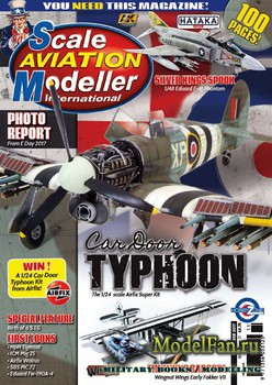 Scale Aviation Modeller International (November 2017) Vol.23 №11
