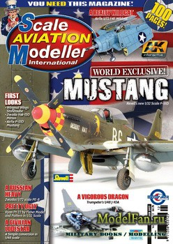 Scale Aviation Modeller International (December 2017) Vol.23 №12