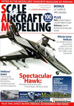 Scale Aircraft Modelling (November 2009) Vol.31 №9