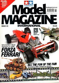 Tamiya Model Magazine International №85 (April/May 2001)