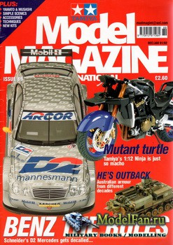 Tamiya Model Magazine International №89 (December/January 2001/2002)