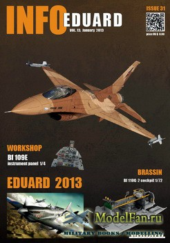 Info Eduard (January 2013) Vol.13 Issue 31